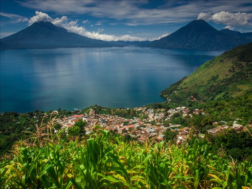 Lake Atilan - hike to Solola