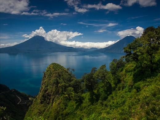 Lake Atilan - hike to Solola