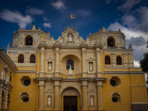 Antigua - La Merced