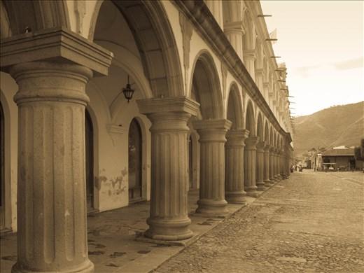 Antigua - Palaciao de los Capitanes Generales