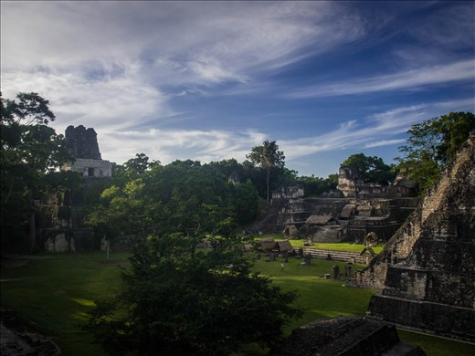 Tikal - The Great Plaza