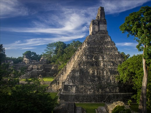 Tikal - Temple 1 (The Big Jaguar)