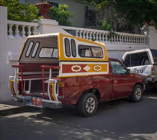 'Jitneys', haitien style