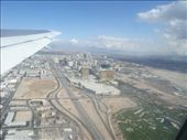 The Vegas strip from the air: by dannygoesdiving, Views[335]