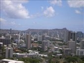 Honolulu, with Diamond Head crater in background: by dannygoesdiving, Views[884]