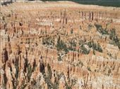 Bryce - Bryce Point - overlooking the whole of Bryce Ampitheatre: by dannygoesdiving, Views[279]