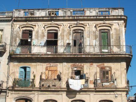 Habana buildings