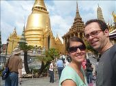 Grand Palace - most famous temple in Bangkok: by danweiler, Views[239]