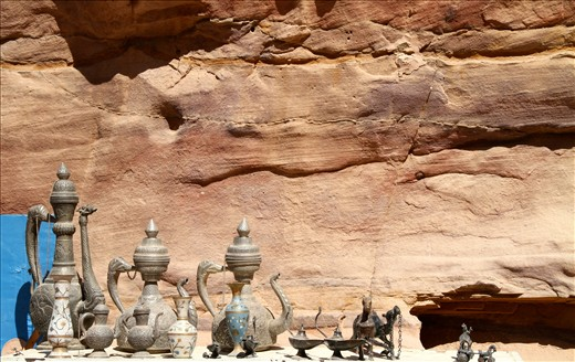 Petra Tea Party: If only they could talk....