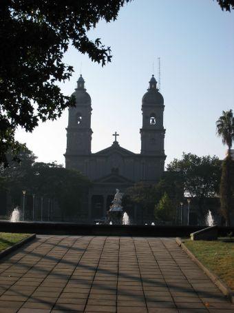 Salto Cathedral