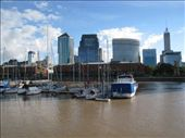 BA docklands. A very unwelcome reminder of Canary Wharf.: by dave_sarah, Views[196]