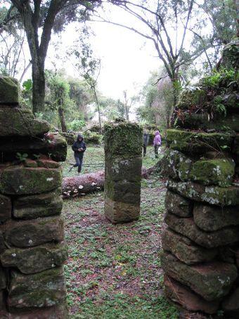 Jesuit ruins - St Ignacio