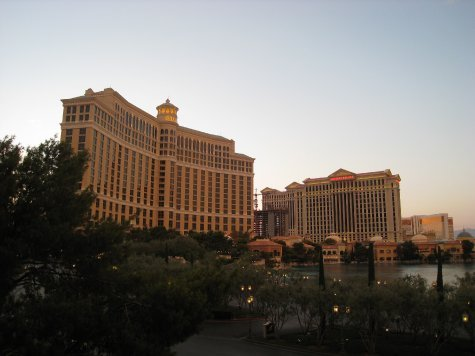 Bellagio - this one is just laid back and cool.