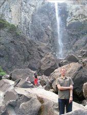 Bridal Veil falls, Yosemite.: by dave_sarah, Views[154]