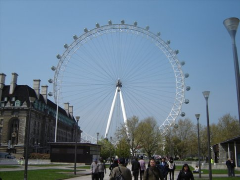 London eye, why?