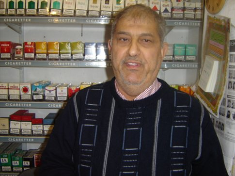 the Iraqi shop keeper
