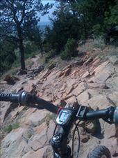 Some treacherous downhill bits!: by davidsgibson, Views[93]