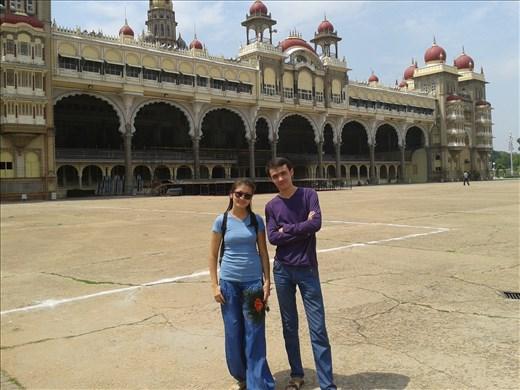 Mysore Palace, Karnataka India