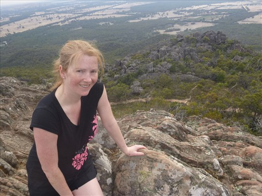 The other view from Boronia Peaks