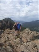 Boronia Peaks: by dawnandmark, Views[289]