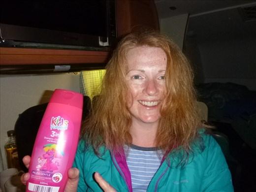 Do you think I needs to buy some proper shampoo??