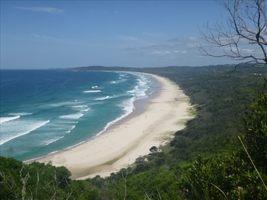 Other side of Cape Byron