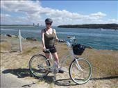 My cool beach cruiser bike: by dawnandmark, Views[268]
