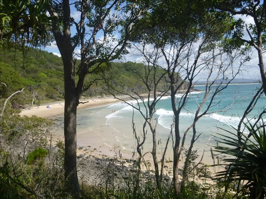 Another amazing beach off Noosa head