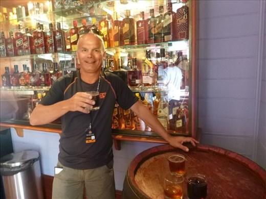 Rum, glorious rum!