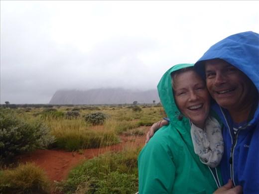 Uluru as you've never seen it before!!