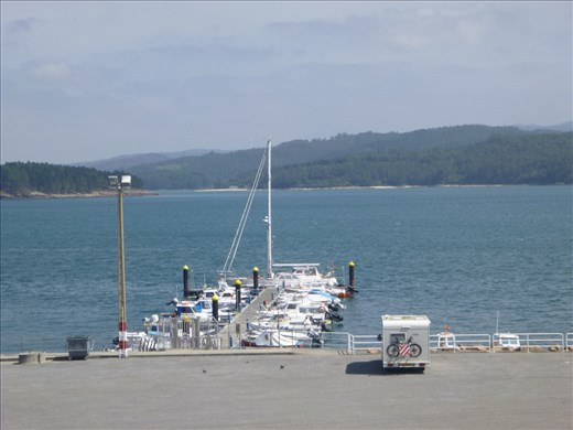 Great harbour stopover