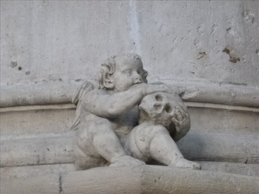 cool carvings in Burgos cathedral