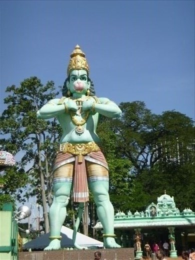another very large hindu god