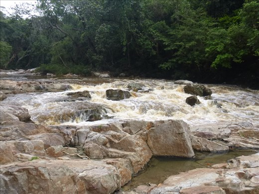 cascades for a swim!!!