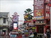 Chinatown in Melaka: by dawnandmark, Views[254]