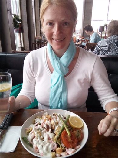 spot of Swedish lunch