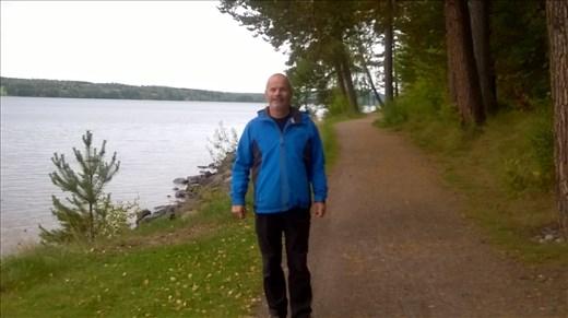 Lekland lake walk
