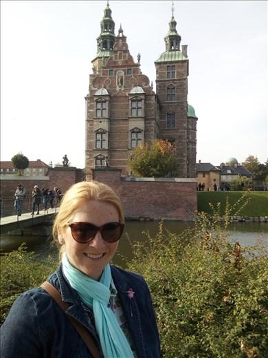 Me & castle
