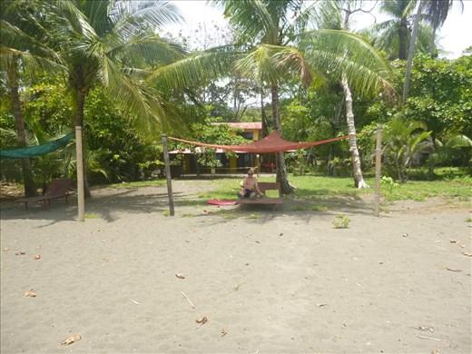 Our B&B on Matapalo beach