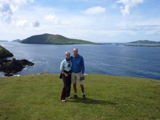 Garraun Point - most westerly point in Ireland