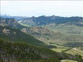 View from Chief Joseph Highway in Wyoming: by dawnnbrian, Views[161]