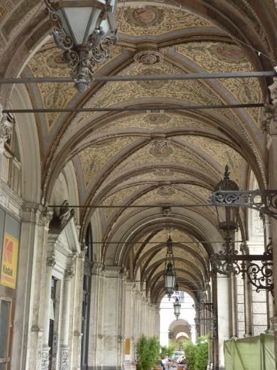 Vienna arches.