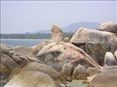 Granfather & Grandmother Rock, South Lamai on Koh Samui: by dayna_desu, Views[275]