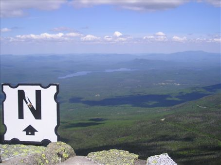 Northern View from Whiteface Mtn.