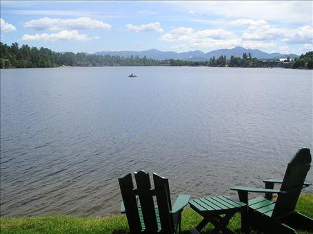 A bit of Lake Placid
