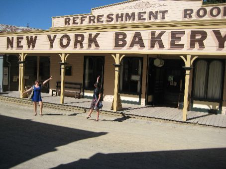 The New York Bakery!