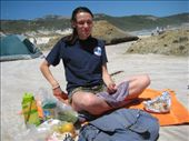 Lunch on Squeaky Beach.: by dazey311, Views[267]