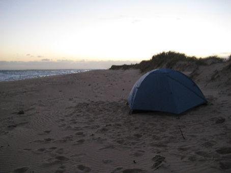 Tent-love.