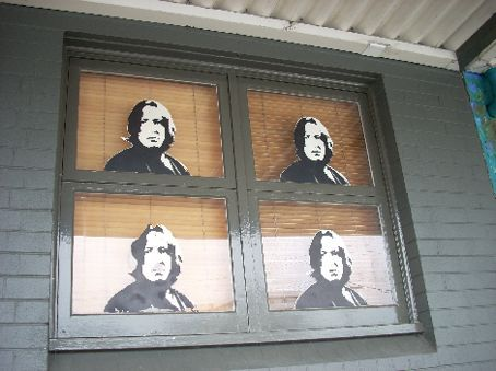 Snape in Andy Warhol...?