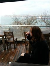 Tea and a great view of old Istanbul...: by deniz666, Views[100]